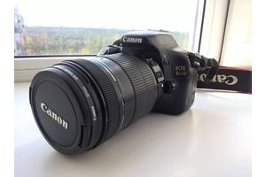 б/у Зеркальные фотоаппараты Canon EOS 550D Kit (18-135 IS)