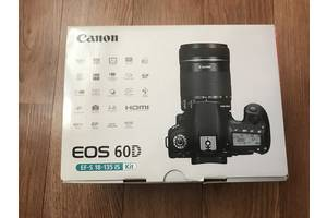 б/у Зеркальные фотоаппараты Canon EOS 60D Kit (18-135 IS)
