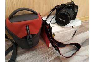 Новые Зеркальные фотоаппараты Canon EOS 1100D