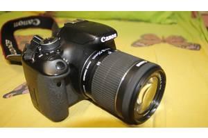 б/у Зеркальные фотоаппараты Canon EOS 600D