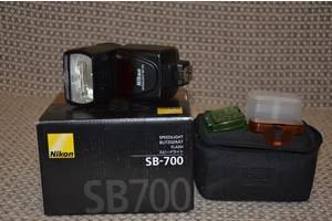 Новые Внешние фотовспышки Nikon