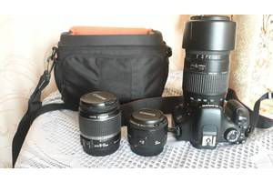 Фотоаппараты, фототехника Canon EOS 550D