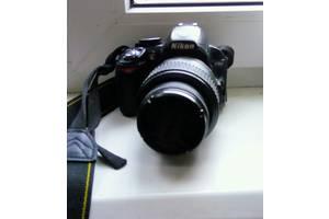 б/у Фотоаппараты, фототехника Nikon D3100