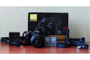 б/у Зеркальные фотоаппараты Nikon D5000