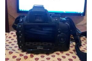 б/у Зеркальные фотоаппараты Nikon D5000 Kit (18-55 VR)