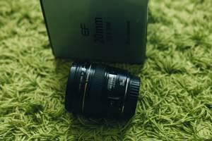 б/у Широкоугольные объективы Canon