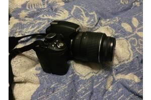 б/у Профессиональные фотоаппараты Nikon D3100 Kit (18-55 VR)