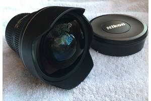 Новые Широкоугольные объективы Nikon