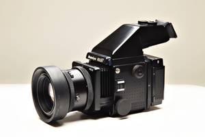б/у Профессиональные фотоаппараты Mamiya