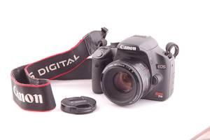 б/у Зеркальные фотоаппараты Canon EOS 500D