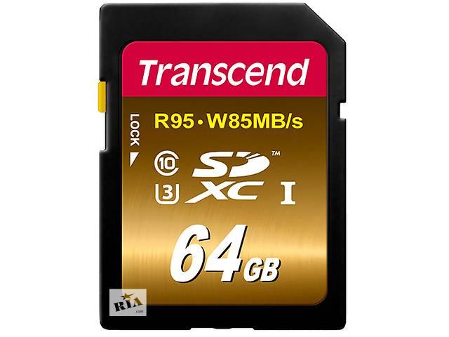 Nikon 64GB карта памяти Sandisk Extreme Pro SDXC - 95MB/s UHS-I CL10