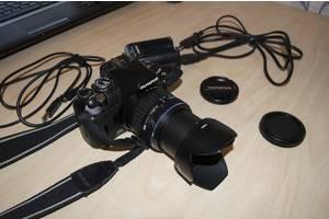 б/в Дзеркальні фотоапарати Olympus E-450