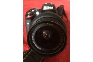 б/в Зеркальные фотоаппараты Nikon D5100 Kit (18-55 VR)
