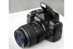 Зеркальные фотоаппараты Nikon D3100
