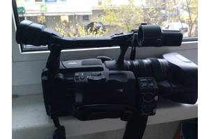 б/у Профессиональные видеокамеры Canon XH A1