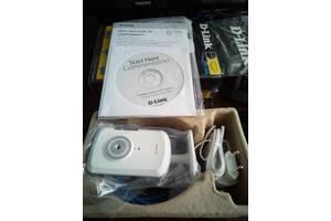 Нові Бездротові відеокамери D-Link