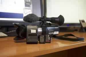 б/у Профессиональные видеокамеры Sony NEX-VG10E