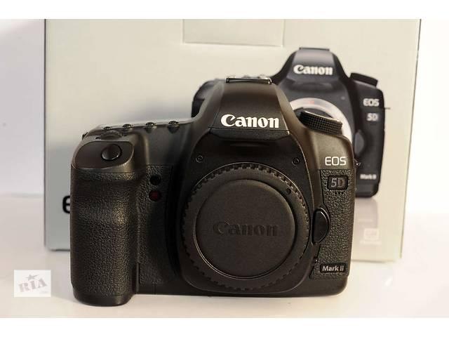 бу Canon 5D Mark II body в Одессе