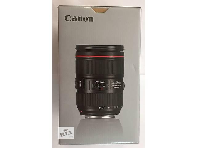 canon 24-105 4l is usm инструкция