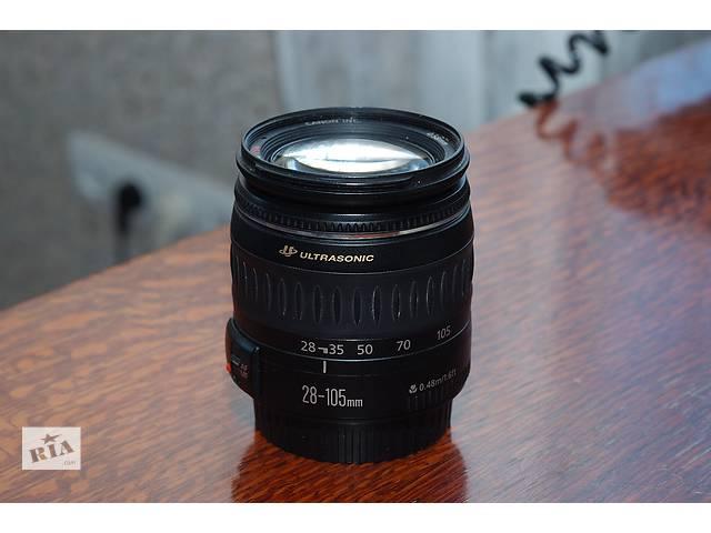 Canon EF 28-105mm 1:4-5.6 USM- объявление о продаже  в Ровно