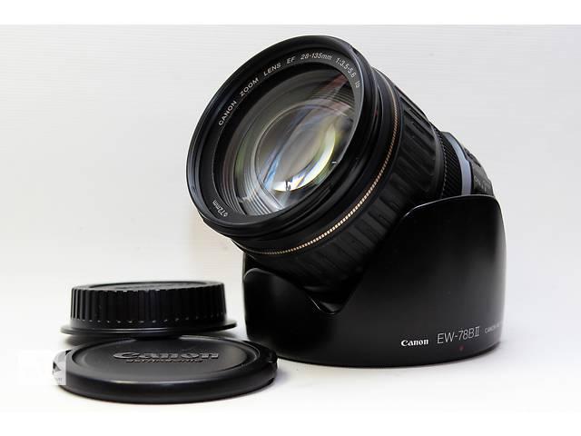 бу Canon EF 28-135mm f/3.5-5.6 IS USM в Новограде-Волынском