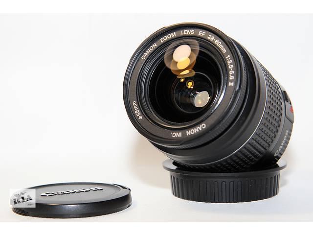 продам CANON EF 28-80 mm f/3,5-5,6 II бу в Новограде-Волынском