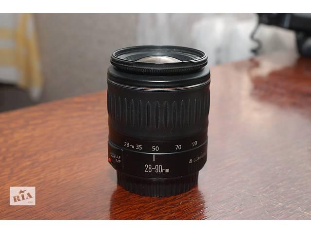 Canon EF 28-90 1:4-5.6 III- объявление о продаже  в Ровно