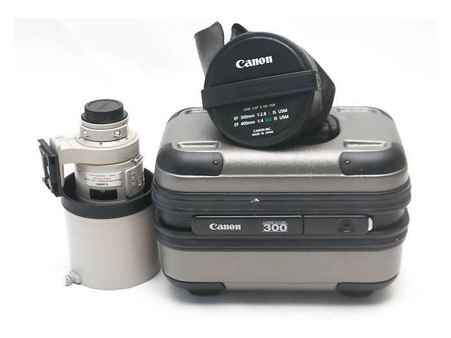 купить бу Canon EF 300mm f/2.8 IS USM в Ровно