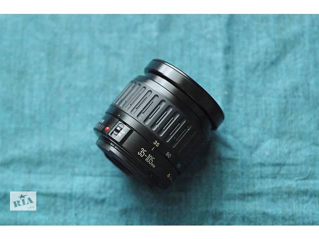 Canon EF 35-105mm 1:4.5-5.6- объявление о продаже  в Ровно