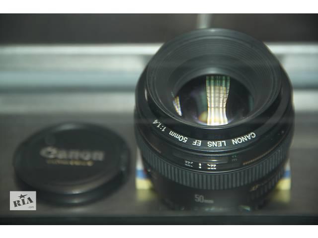 продам Canon EF - 50 1/4 UMS бу в Сарнах