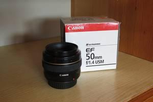 б/у Зеркальные объективы Canon