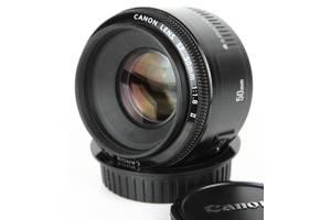 б/у Цифровой объектив Canon