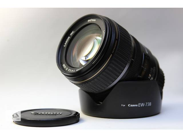 купить бу CANON EF-S 17-85 mm f/4-5,6 IS USM в Новограде-Волынском