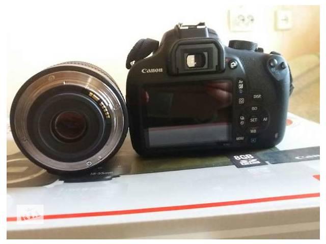 бу CANON EOS 1200d фотоапарат в Одессе