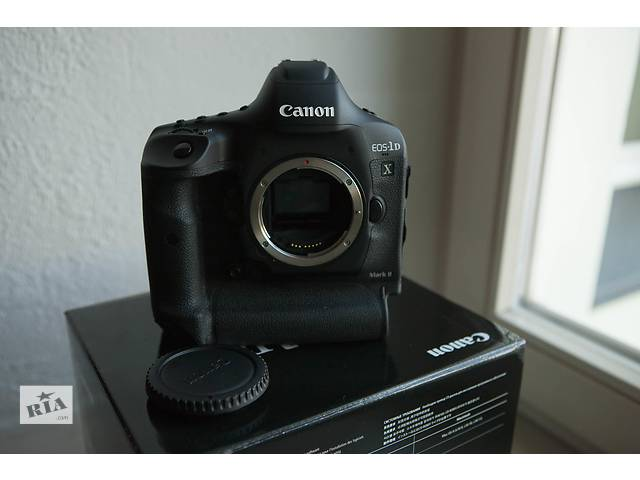 Canon EOS 1Dx Mark II body- объявление о продаже  в Киеве