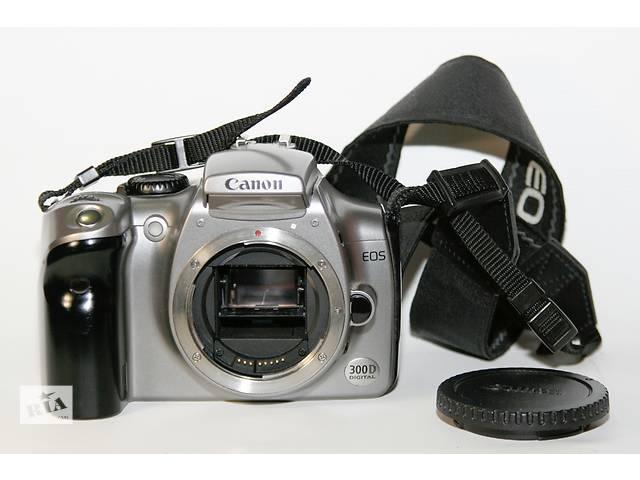 купить бу Canon EOS 300D bodu в Новограде-Волынском