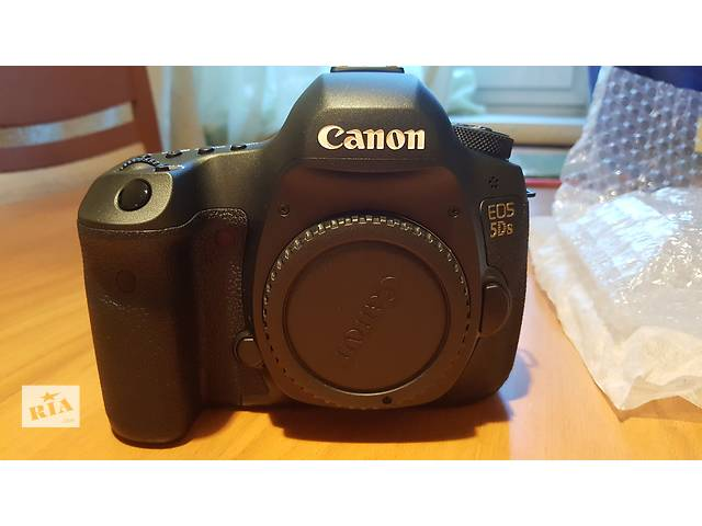 продам Canon EOS 5DS body бу в Одессе