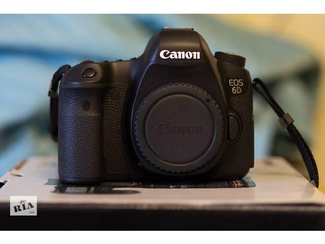 купить бу Canon EOS 6D (WG) (Body)  в Киеве