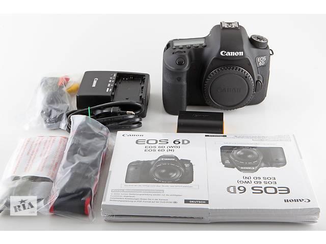купить бу Canon EOS 6D (WG) (Body) в Одессе