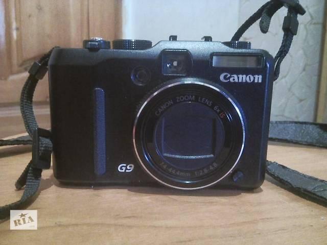 Canon G9- объявление о продаже  в Виннице