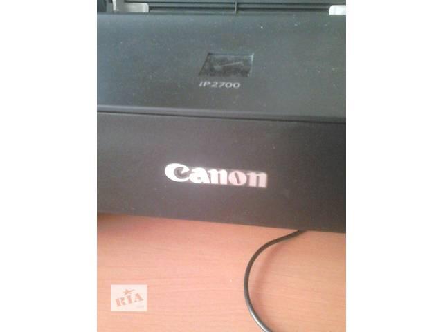 Canon iP2700- объявление о продаже  в Каменском (Днепродзержинске)