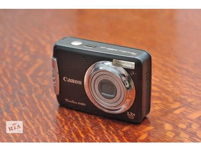бу Canon PowerShot A480 в Ровно