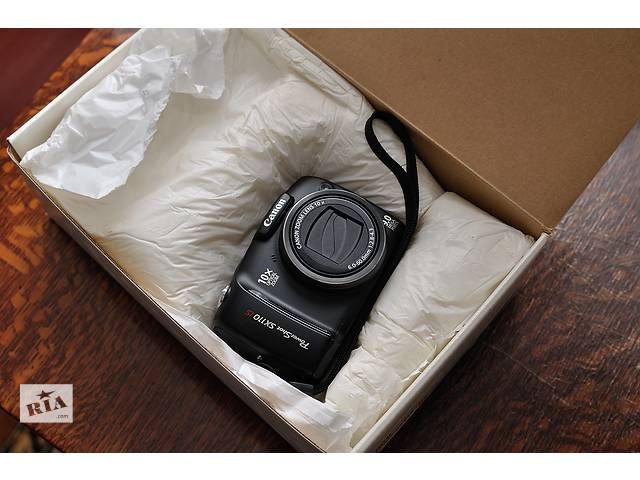 бу Canon PowerShot SX110 IS в Ровно