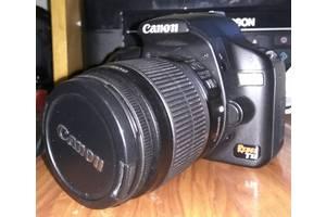 б/у Зеркальные фотоаппараты Canon EOS 500D Kit (18-55)