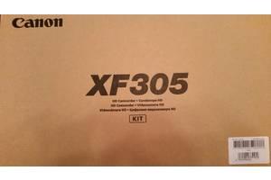 Новые Профессиональные видеокамеры Canon XF305