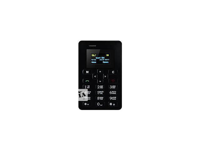продам Card Phone Aiek M5 Оригинал!гарантия(интернет маг.)Ультратонкий! бу в Киеве