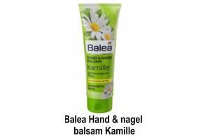 Средства по уходу за ногтями и кутикулой Balea