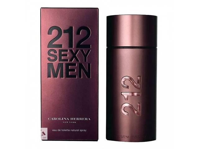бу Carolina Herrera 212 Sexy men в Киеве
