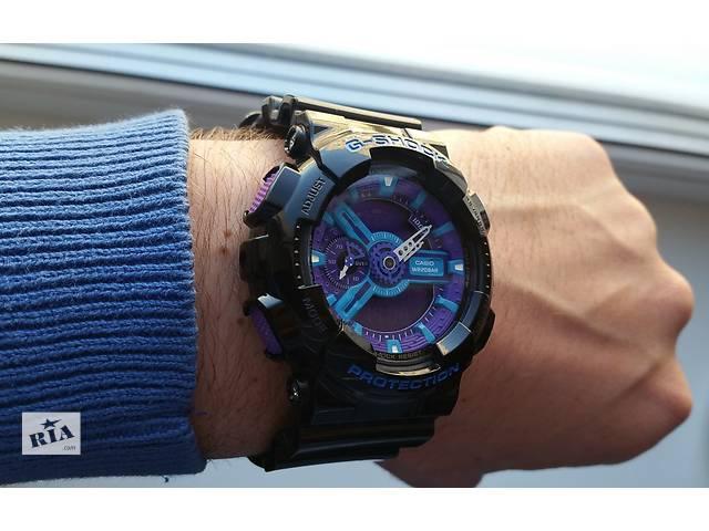 продам Casio G-Shock GA-110HC 1AER Идеальное состояние! бу в Сумах