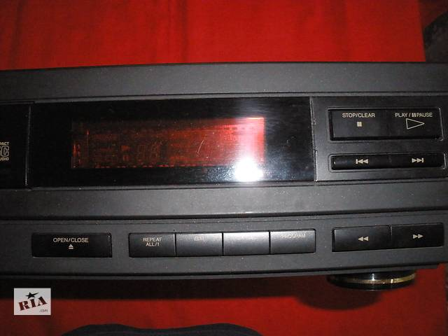 бу CD плеер JVC XL-E31 в Коростене (Житомирской обл.)
